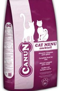 CANUN CAT MENU 20KG