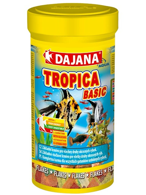 DAJANA TROPICA BASIC 100ML