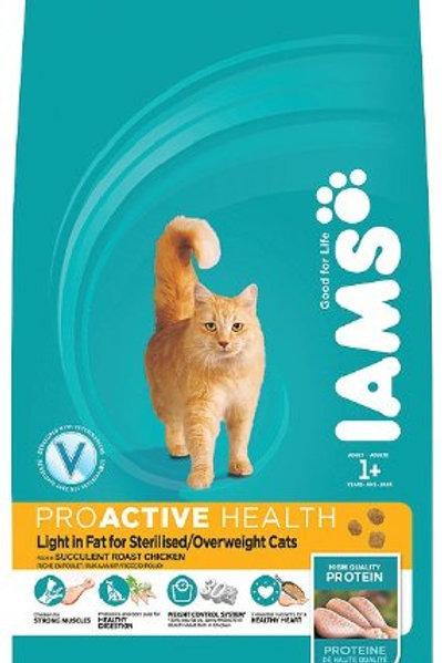 IAMS CAT LIGHT/STERI