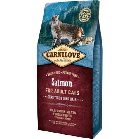 CARNILOVE CAT SALMON 400GR