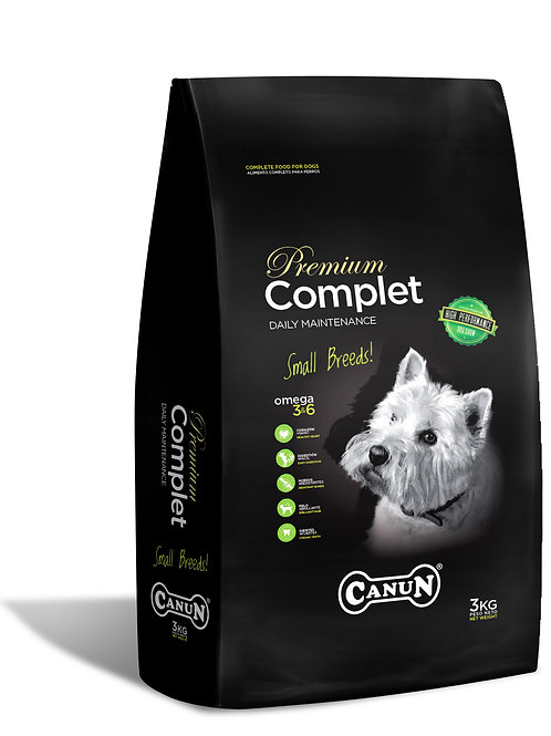 CANUN SMALL BREED 3KG