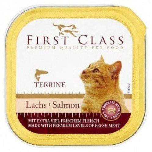 FIRST CLASS CAT SALMON 100GR