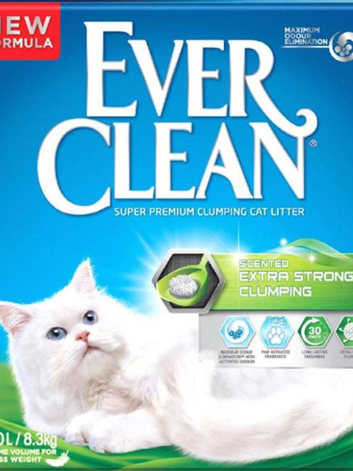 EVERCLEAN EXTRA STRONG SCENTED 10L