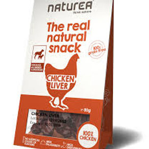 NATUREA NATURAL SNACK CHICKEN LIVER