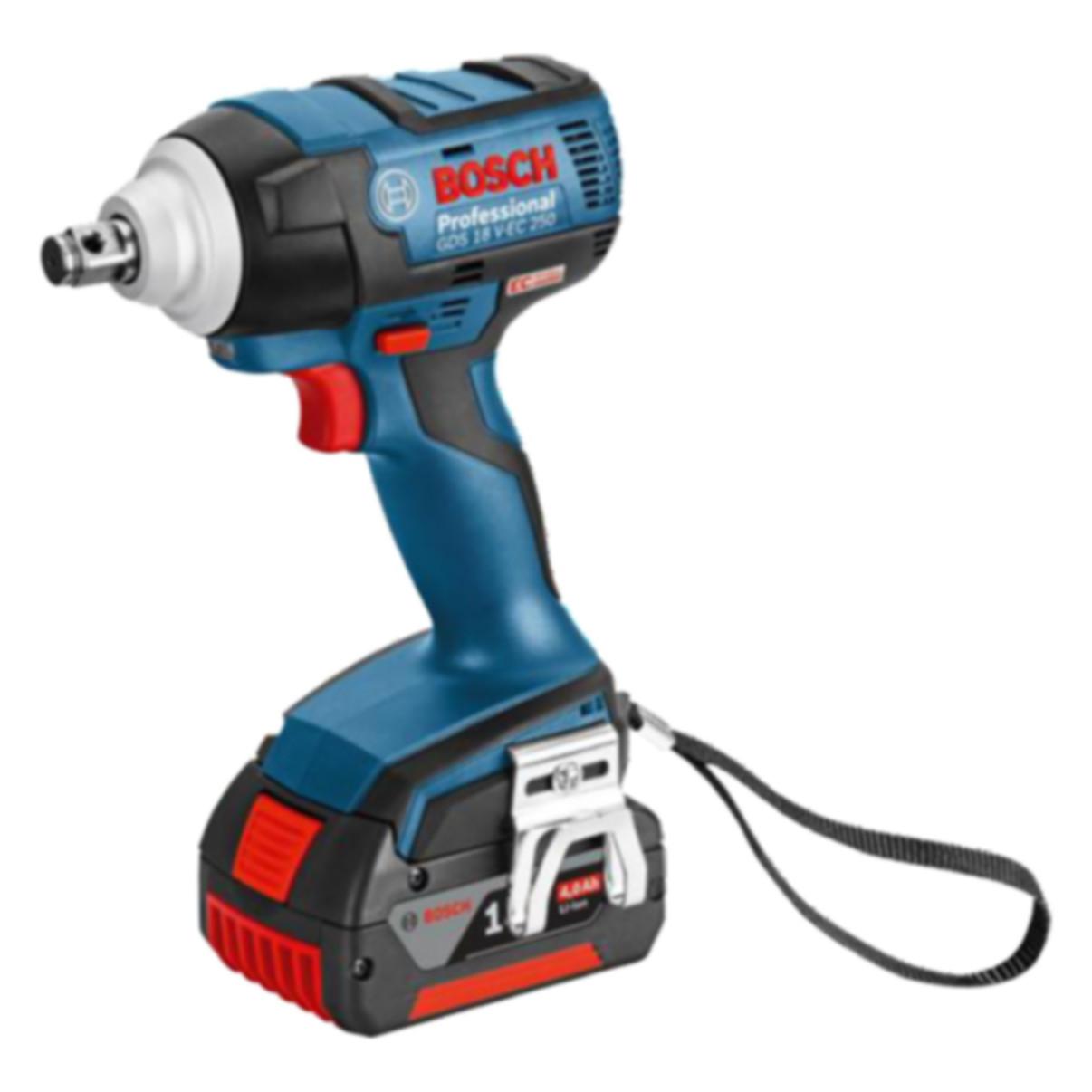 GDS 18 V-EC 250 Professional