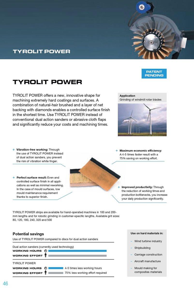 Tyrolit Power