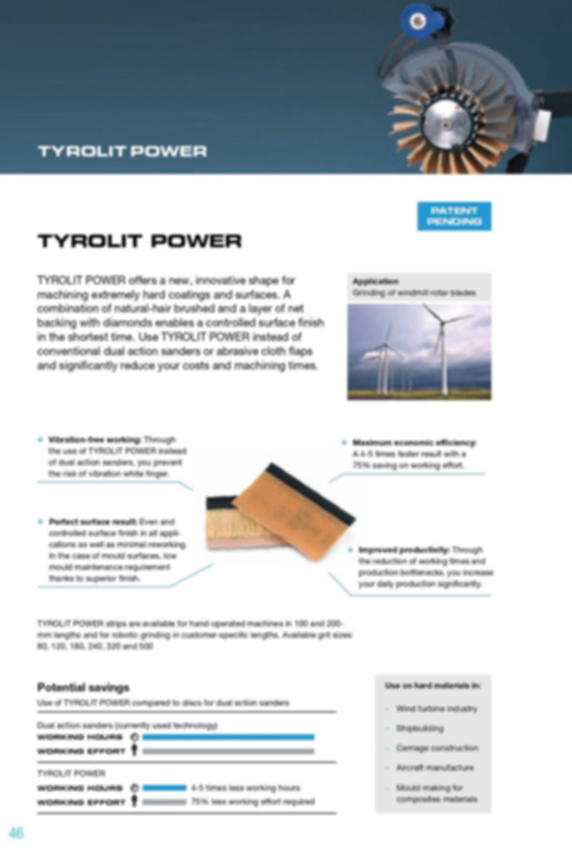 Tyrolit Power