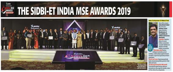 SIDBI Award