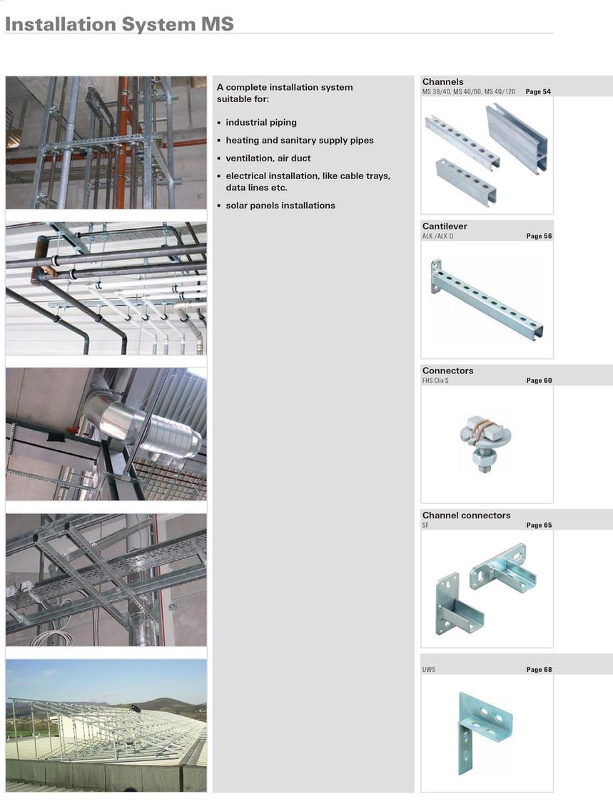 Installation System MS
