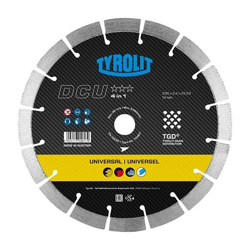 *DCU*** 4in1 | in TGD-Technology | Universal