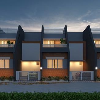 Madhuram Duplex Bungalows