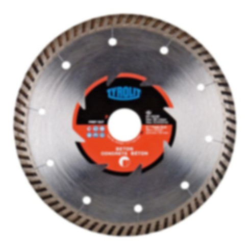 *DCC***-FC Wall Chaser Blade | Concrete