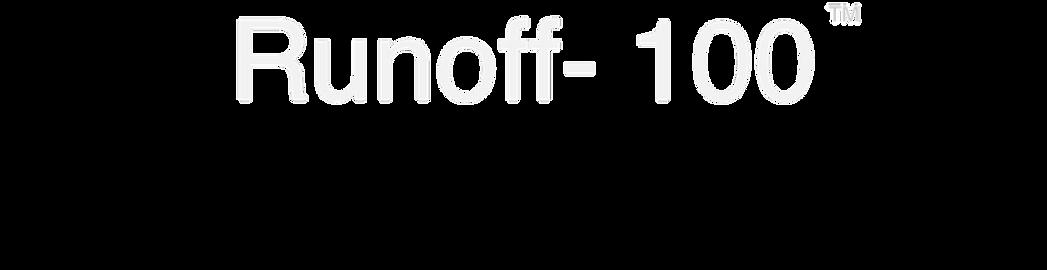 Runoff-100