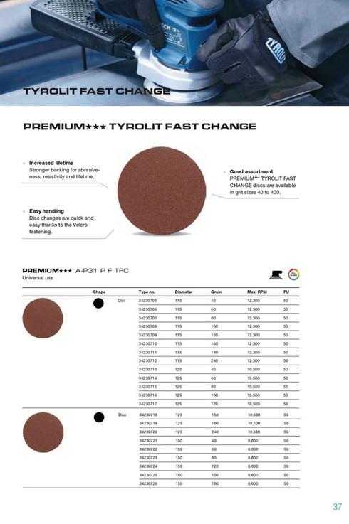 Tyrolit Fast Change