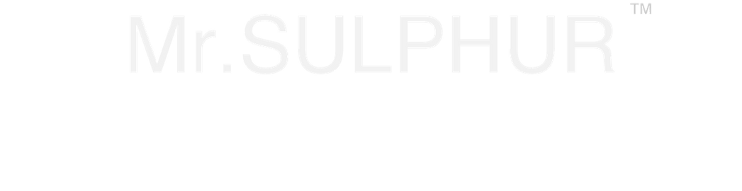 Mr. Sulphur
