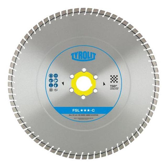 *FSL***-C | in TGD-Technology |Cured Concrete