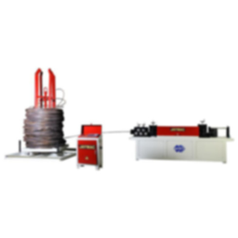 Bar De-coiling and Straightening Machine