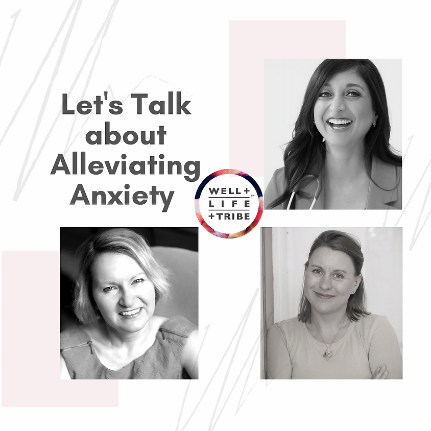 Let's Talk about Alleviating Anxiety