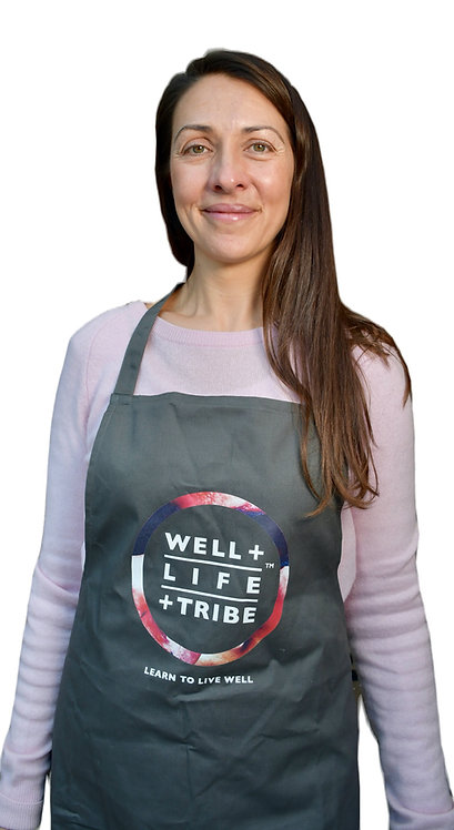 Well+Life+Tribe Cookery Apron