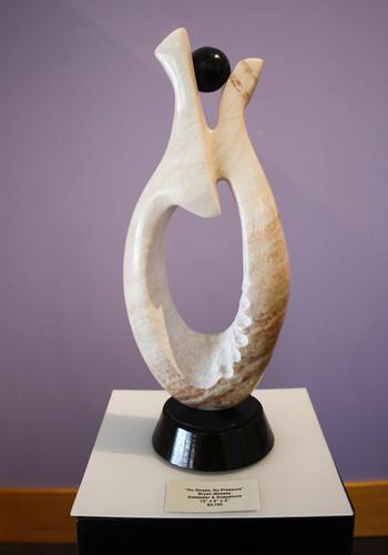 Bryan-Massey-No-Stress-No-Pressure-sculp