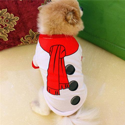 Sueter Snowman Navidad