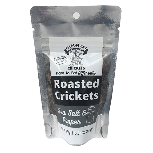 12-Pack Sea Salt & Pepper