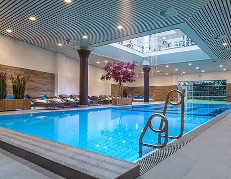 Okura Hotel Amsterdam, Interiors Fotografie