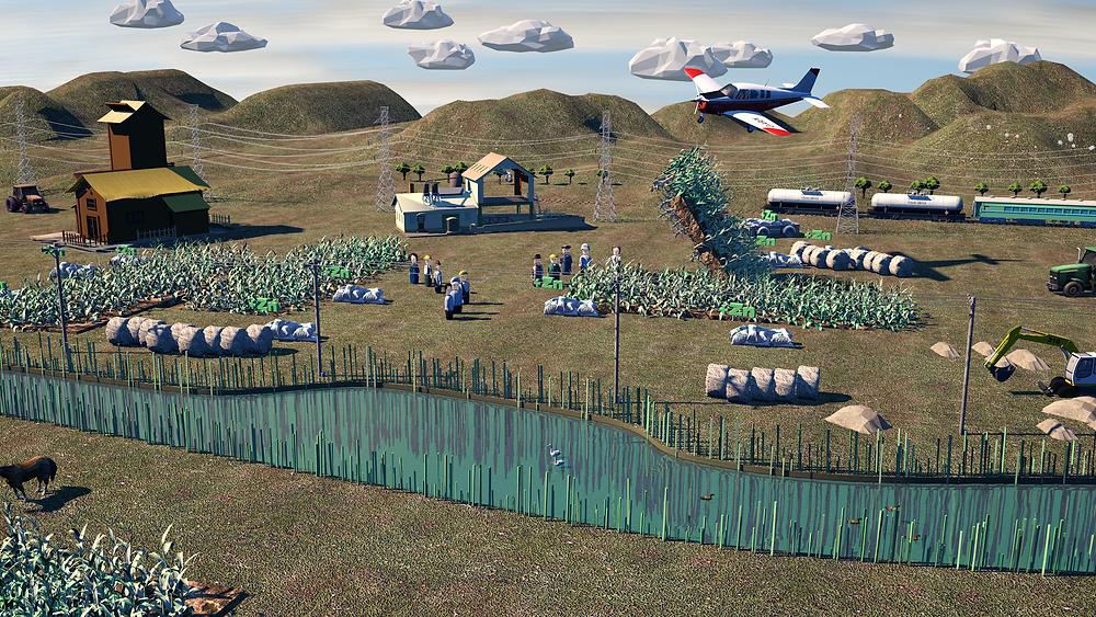 TOROS 3D animation film by Kaan Sensoy, Magic Eye Studio Amsterdam