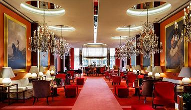 De L'Europe Amsterdam, Luxury Hotel Fotoshoot