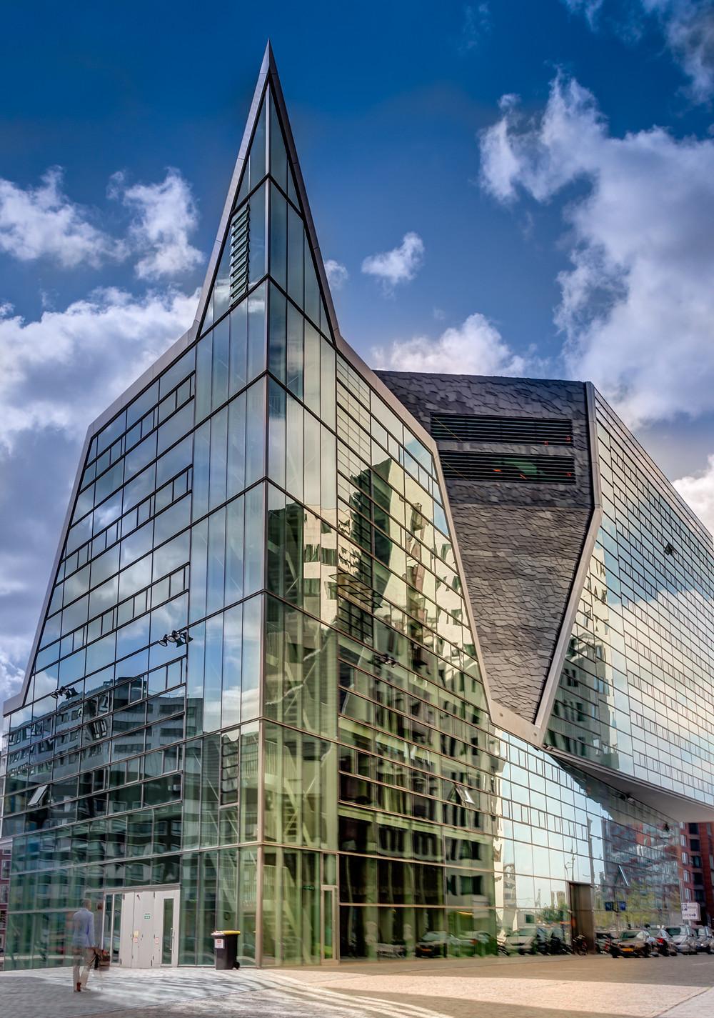 Architectuur, exterieur fotografie door Magic Eye Studio Amsterdam