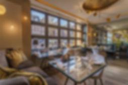 Bridges Restaurant Amsterdam, Fotoshoot voor Interior fotografie door professional fotograaf Kaan Sensoy