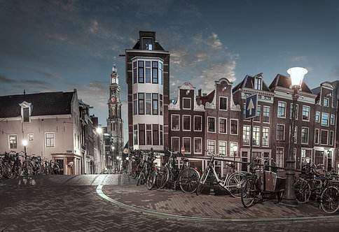 The Light above De Jordaan