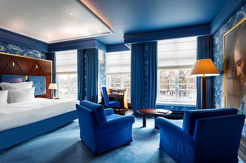 De L'Europe Amsterdam, Luxury Hotel Fotografie