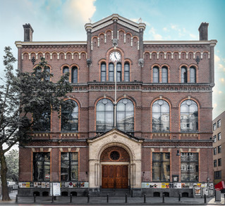 "Fotograferen van 50 monumenten in Amsterdam voor  ""Patrimonia Amsterdam"""