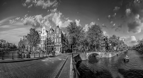 The Light Above Keizersgracht