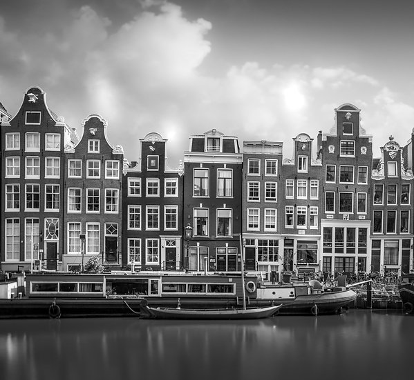 Amsterdam Canal Houses | Amsterdam Photos