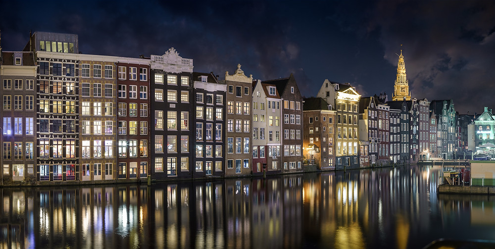 Amsterdam, photo by Kaan Sensoy