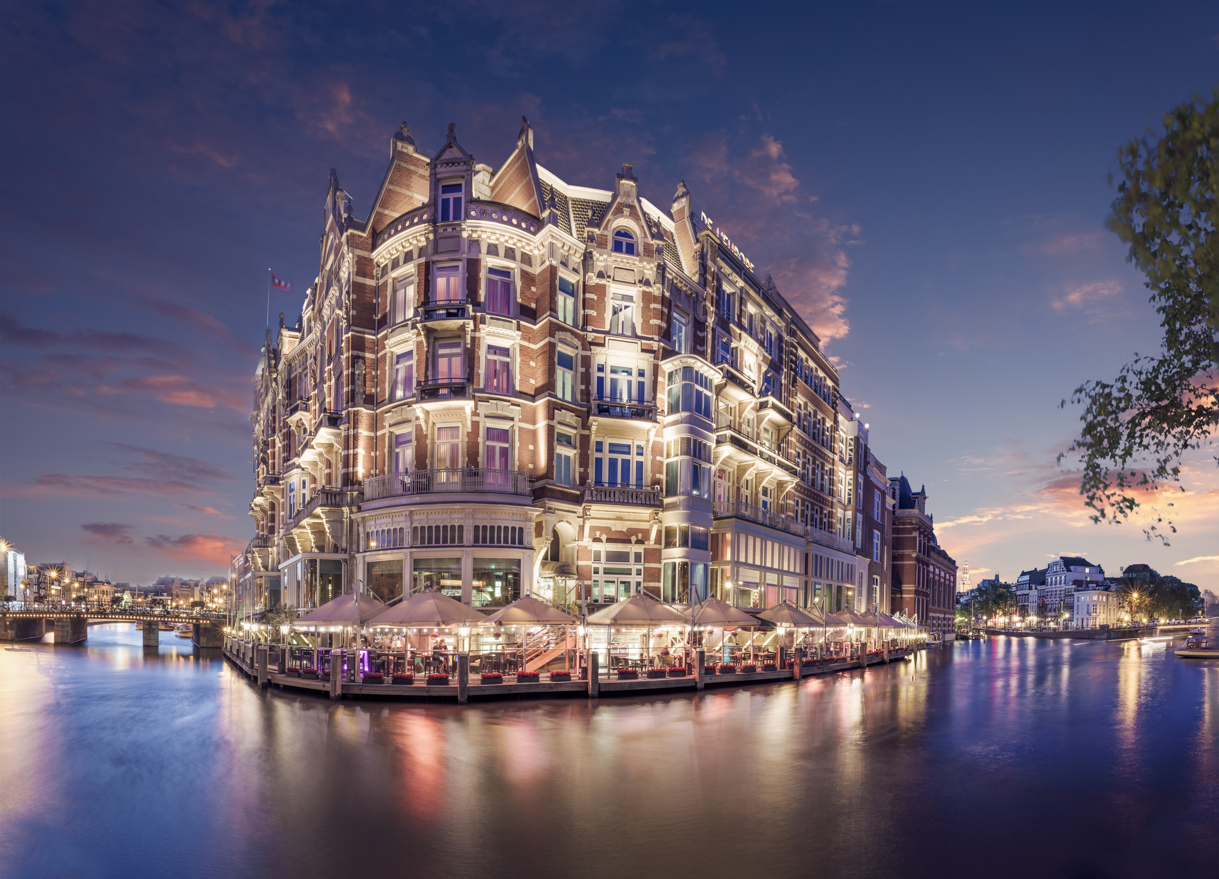 PHOTOSHOOT FOR HOTELS, AMSTERDAM