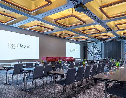 Hotel Bloom Brussels, Meeting Event Room Fotografie