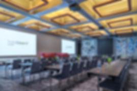 Hotel Bloom Brussels, Meeting Rooms,Event Fotografie. De beste interiro design en meeting rooms en Event Locations Fotografie.