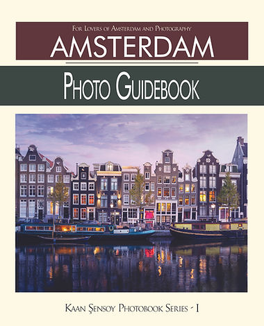 Amsterdam Photo Guidebook by Kaan Sensoy. Unique Photo-Guide book of Amsterdam. Must-see palces, canals, monuments, landmarks, architectural and events in Amsterdam, Netherlands.