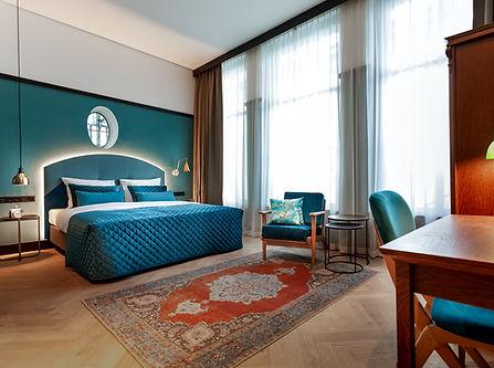 The Hendrick's Hotel Amsterdam, Hotel Fotoshoot