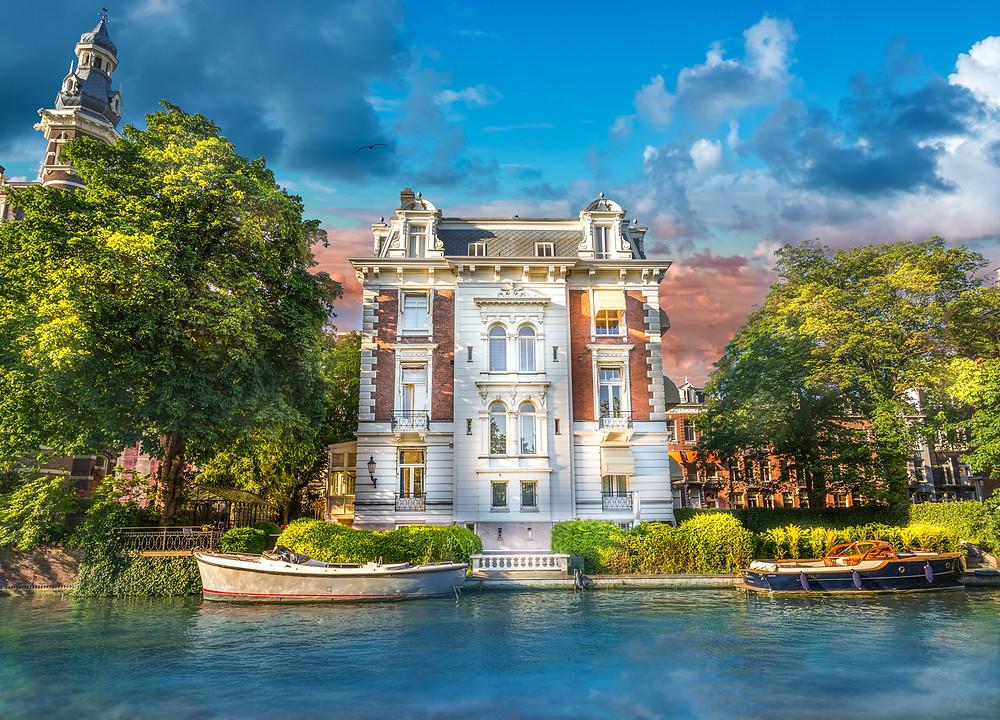 Hotel Foto by Magic Eye Studio Amsterdam
