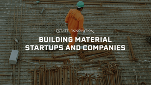 NEXT Was Nominated as a Top Building Material Company in United States by Estate Innovation