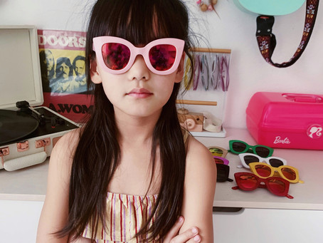 SONS AND DAUGHTERS EYEWEAR x ZOOEY'S 8TH BIRTHDAY COUNTDOWN #ZOOEYTURNS8