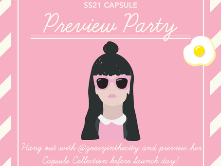 #brunchwithzooeyxpaush virtual preview party rsvp