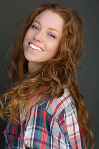 Jordan Wentz Model Actress Dancer Choreographer Redhead