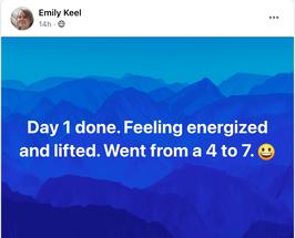 MyMovementality Testimonial - Emily