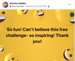 MyMovementality Testimonial - Martina