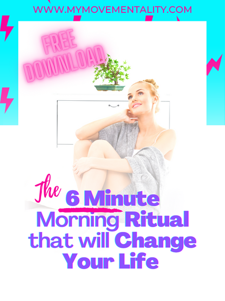 The 6 Minute Morning Ritual That Will Change Your Life